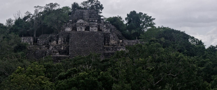 Maya Ruins of Calakmul