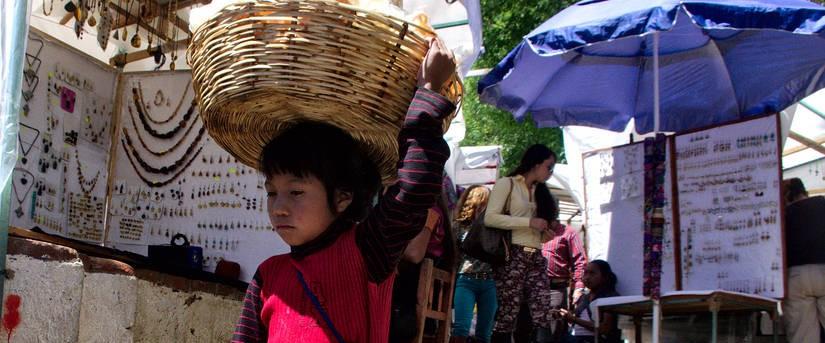 Indigena in chiapas
